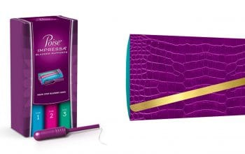 FREE Poise Starter Pack Samples (2 to Choose From)