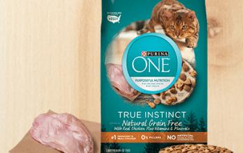 FREE Purina One True Instinct Cat Food Sample