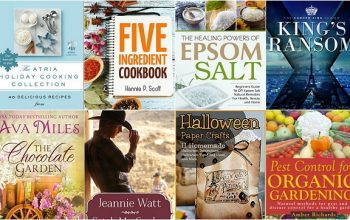 10 FREE Kindle Books for 8/9