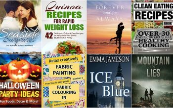 10 FREE Kindle Books for 8/10