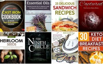 10 FREE Kindle Books for 8/7