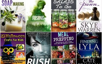 10 FREE Kindle Books for 8/11
