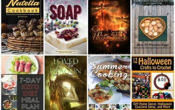 10 FREE Kindle Books for 8/25
