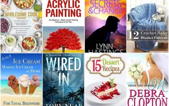 10 FREE Kindle Books for 8/29