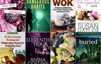 10 FREE Kindle Books for 8/30