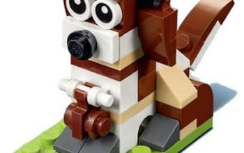 LEGO Stores: Free Dog Build Event in November!