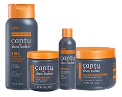 FREE Cantu Shea Butter Men's Hair Care Samples