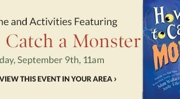FREE Storytime & Activities at Barnes & Noble on September 23rd!