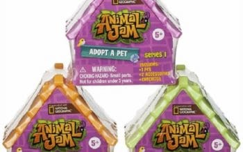 Stock up on Stocking Stuffers: Animal Jam Adopt-a-pets only $1.99 Each!