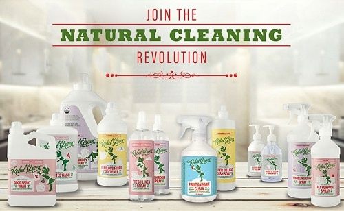 free cleaning product samples