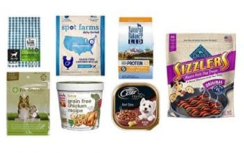 FREE Dog Food and Treats Sample Box (after Amazon Credit)