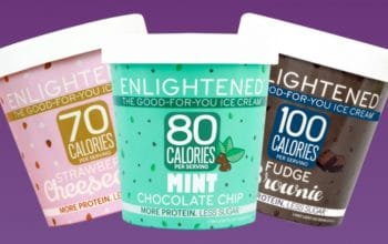 FREE Pint of Enlightened Ice Cream (coupon)