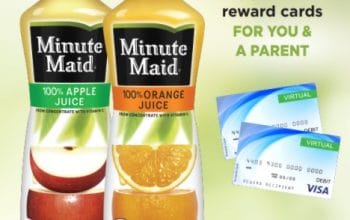 """Minute Maid """"Doing Good"""" Instant Win Game (Ends 10/31)"""