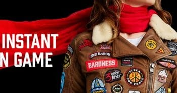 Red Baron Baroness Instant Scratch & Win Game (Ends 10/19)