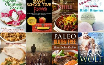 10 FREE Kindle Books for 9/4