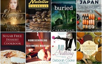 10 FREE Kindle Books for 9/18