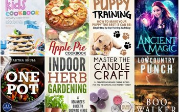 10 FREE Kindle Books for 9/19