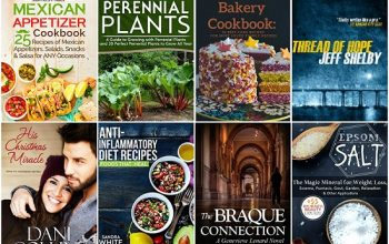10 FREE Kindle Books for 9/21
