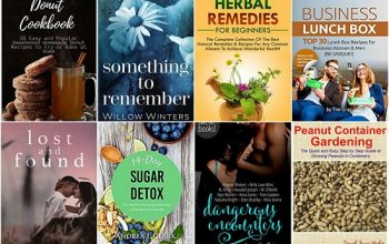 10 FREE Kindle Books for 9/22