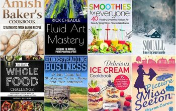 10 FREE Kindle Books for 9/25