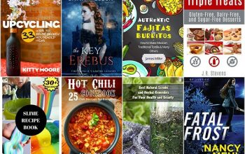 10 FREE Kindle Books for 9/26