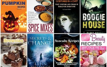 10 FREE Kindle Books for 9/27