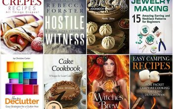 10 FREE Kindle Books for 9/28