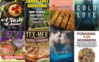 10 FREE Kindle Books for 9/29