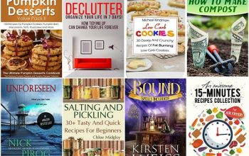10 FREE Kindle Books for 9/6