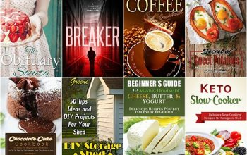 10 FREE Kindle Books for 9/1