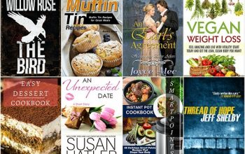 10 FREE Kindle Books for 9/12