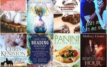 10 FREE Kindle Books for 9/15