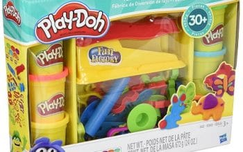 Play-Doh Fun Factory Deluxe Playset Only $9.75! (reg $21.99)