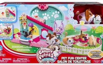 Chubby Puppies & Friends Pet Fun Center Only $9.87! (reg $29.99)