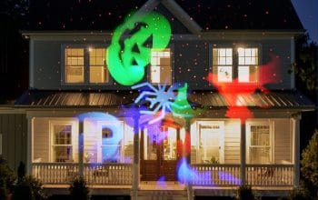 Halloween Laser Light Projector Only $26.99 Shipped! (reg $49.99)