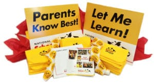 FREE School Choice Support Kit (scarves and more)