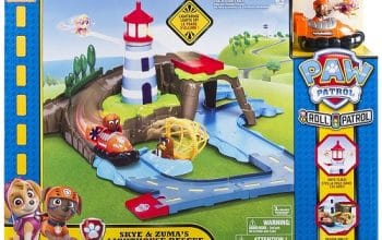 Paw Patrol Lighthouse Rescue Track Set Only $16.37! (reg $39.99)