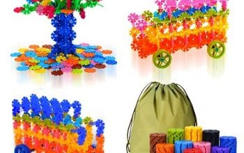 570-piece QuadPro Brain Flakes Building Blocks Set Only $13.85!
