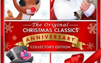 The Original Christmas Classics Blu-ray Only $11.98! (reg $24.99)