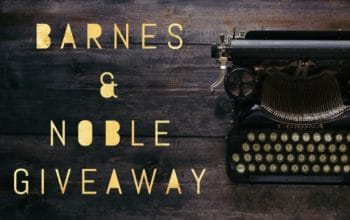 $150 Barnes & Noble Gift Card (Ends 11/17)