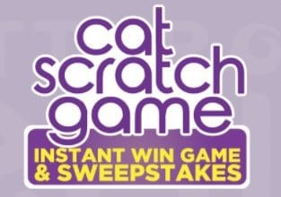 Litter Genie Cat Scratch Game Instant Win Game & Sweepstakes (Ends 2/14)
