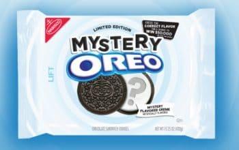 Mystery OREO Sweepstakes