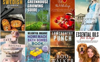 10 FREE Kindle Books for 10/3