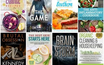 10 FREE Kindle Books for 10/16
