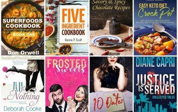 10 FREE Kindle Books for 10/17