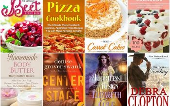 10 FREE Kindle Books for 10/18