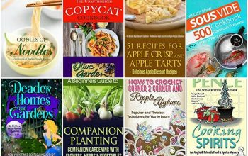 10 FREE Kindle Books for 10/20