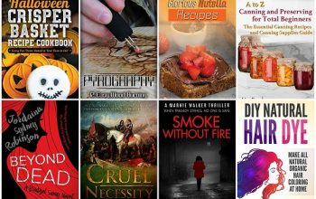 10 FREE Kindle Books for 10/23