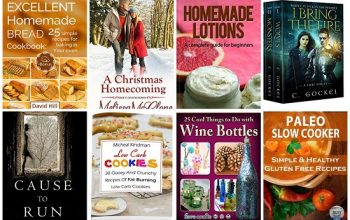10 FREE Kindle Books for 10/4