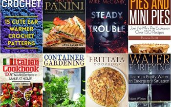 10 FREE Kindle Books for 10/5